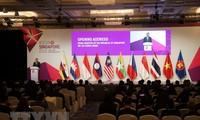 Inaugurada en Singapur conferencia ministerial de Economía de la Asean