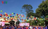 Localidades vietnamitas festejan la Fiesta Nacional, 2 de septiembre