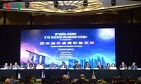 Piden al órgano interparlamentario de la Asean enfocarse en los temas más apremiantes del Sudeste Asiático