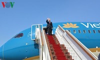 Expertos rusos aprecian la visita del líder partidista de Vietnam