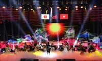Enaltecen culturas de Vietnam y Japón durante un concierto en Hanói