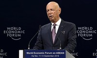 Inauguran en Hanói la reunión del Foro Económico Mundial sobre la Asean
