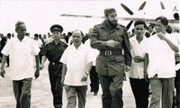 La memorable visita de Fidel