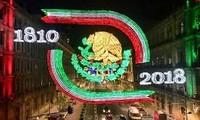 Dirigentes vietnamitas felicitan a sus homólogos mexicanos por el Día de la Independencia