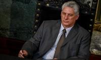Relaciones entre Cuba y Estados Unidos en retroceso, dice Miguel Díaz-Canel