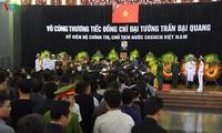 Medios internacionales destacan el afecto de los vietnamitas a su presidente
