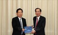 Ciudad Ho Chi Minh busca mayor integración con Asociación de Administraciones locales del Noreste de Asia