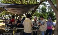 Indonesia llama al apoyo internacional tras doble desastre