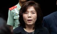 Vicecanciller norcoreana visita China y Rusia