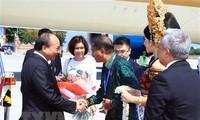 Inicia actividades el premier vietnamita en Indonesia