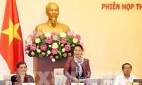 Concluye 28 reunión del Comité Permanente de la Asamblea Nacional de Vietnam