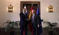 Rusia desea normalizar relaciones con la Unión Europea