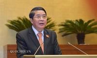 Parlamento vietnamita aprueba plan de distribución del presupuesto estatal para 2019