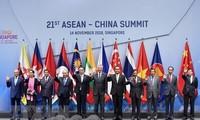Premier vietnamita resalta papel de asociación estratégica Asean-China