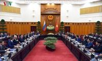 Vietnam y Rusia por afianzar su asociación estratégica integral