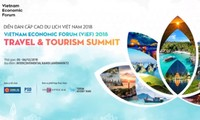 Celebrarán primera Cumbre Nacional de Turismo de Vietnam