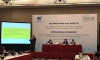 Seminario internacional sobre reestructuración económica de Vietnam en era 4.0