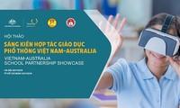 Vietnam y Australia dinamizan cooperación en educación general básica
