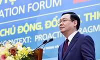 Vietnam promueve integración a la economía mundial con iniciativas propias