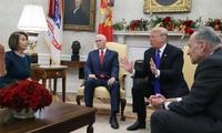 Trump amenaza con boicotear al Gobierno si no logra fondos para muro con México