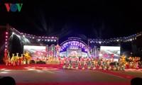 Inauguran el primer Festival cultural-turístico de Xu Dong en Hai Duong