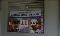 Nueva escuela santiaguera Amistad Cuba-Vietnam acogerá a niños discapacitados
