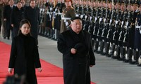 Líder norcoreano finaliza con éxito visita a China