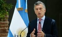 Presidente argentino visita Brasil