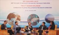 Fortalecen cooperación internacional en solución de contaminación por residuos plásticos en Mar Oriental