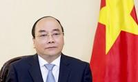 Premier vietnamita participa en conferencia de Inspección del Gobierno