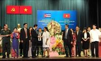 Conmemoran en Ciudad Ho Chi Minh triunfo de la Revolución cubana