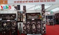 Chuyen My, reino de productos de nácar en Vietnam