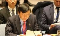 Vietnam apoya lucha del pueblo palestino