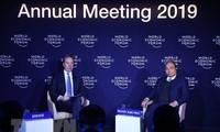 Debate sobre la integración global de Vietnam en el Foro Económico Mundial