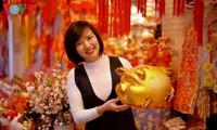 Hanói, días previos al festejo del Tet