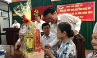 Atienden a familias beneficiadas por políticas preferenciales del Estado vietnamita
