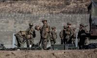 Estados Unidos enviará más militares a la frontera con México
