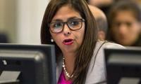 Gobierno de Venezuela acusa a Estados Unidos de impedir su diálogo con la oposición