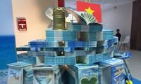 Publican libros sobre amor hacia mar e islas nacionales de escritores de Ciudad Ho Chi Minh