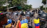 Unión Europea urge a evitar una intervención militar en Venezuela