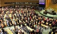 ONU homenajea a sus trabajadores fallecidos en accidente aéreo en Etiopía