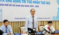Ciudad Ho Chi Minh confiada en su capacidad de desarrollar la inteligencia artificial