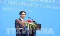 Celebran en Vietnam conferencia sobre el desarrollo de la 5G de la Asean
