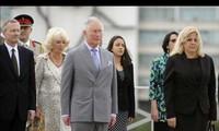 Príncipe Carlos de Gales en primera visita oficial de la realeza británica en Cuba