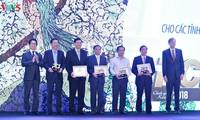 Provincia de Quang Ninh lidera el ranking del Índice Provincial de Competitividad 2018