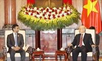 Vietnam interesado en fortalecer la cooperación con los Emiratos Árabes Unidos
