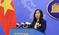 Vietnam protesta acciones violatorias de su soberanía por parte de China