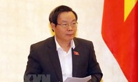 Dirigente del Parlamento vietnamita revisa proyectos importantes en Hai Phong