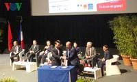 Vietnam y Francia marchan hacia una cooperación bilateral sustancial entre sus localidades