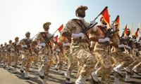 Irán rechaza decisión de Washington de considerar su Guardia Revolucionaria Islámica una organización terrorista